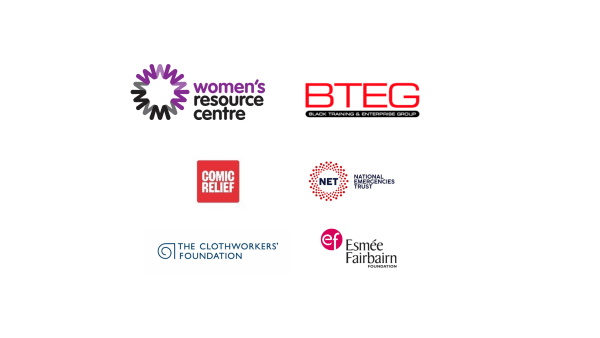 Women's Resource Centre and Black Training and Enterprise Group awarded Comic Relief's Global Majority Fund